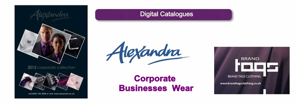 DIGITAL BROCHURE Corporate   Businesses  Wear