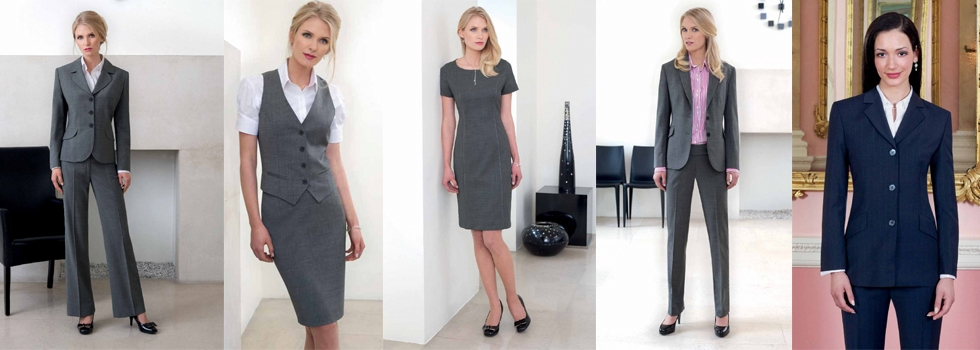 Brook Taverner Corporate Clothing  Sophisticated Collection