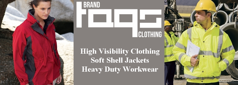 AUGUST 20 WORKWEAR CLOTHING BRAND TAGS CLOTHING FRONT PAGE